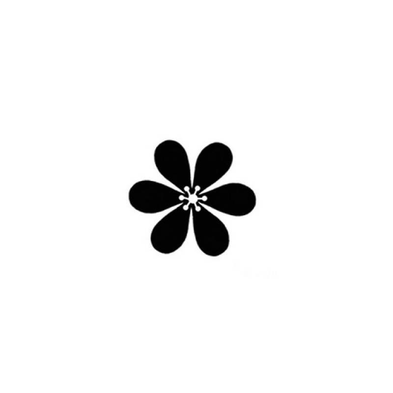 Tampon Clear - Lavinia - Fleur - Flower Miniature