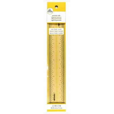 Régle de précision adhérente - EK Tools - 30.5 cm