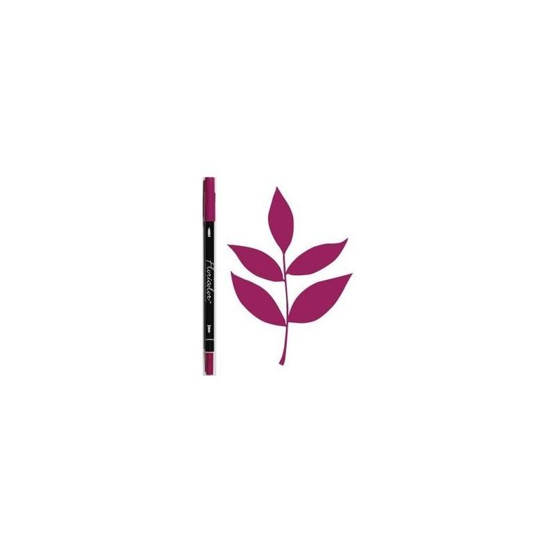 Feutre Floricolor - Fushia