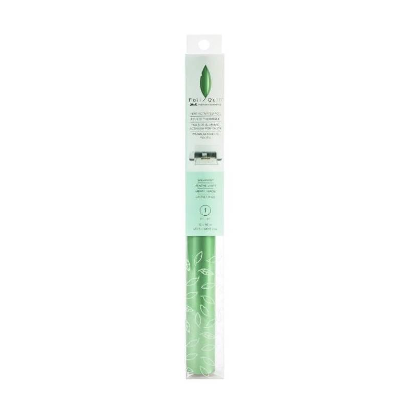 Foil Quill - Pellicule Vert émeraude - We R memory keepers