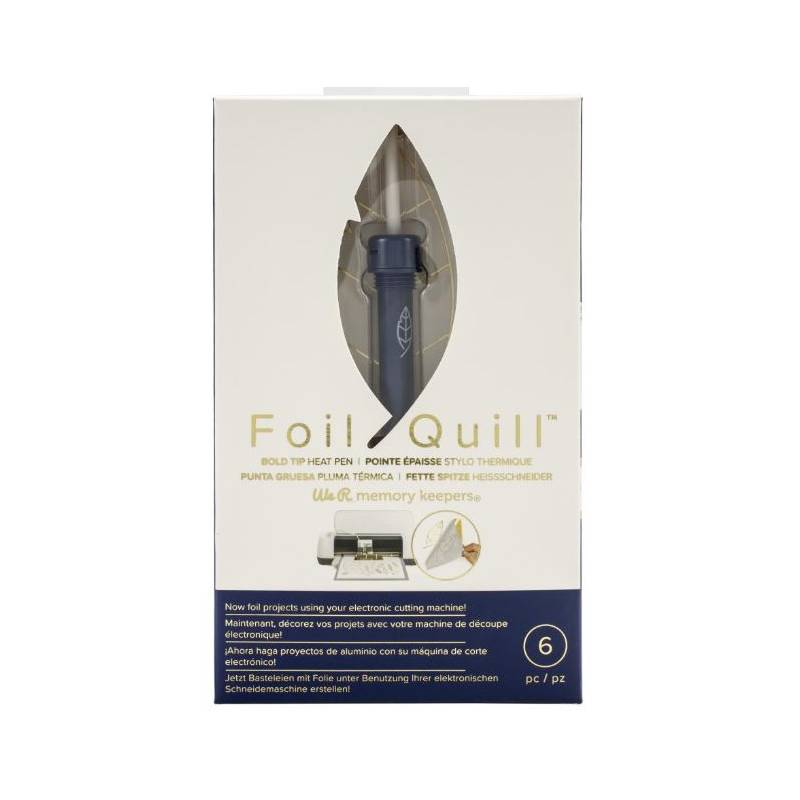 Foil Quill - Stylo thermique Pointe Large- We R memory keepers
