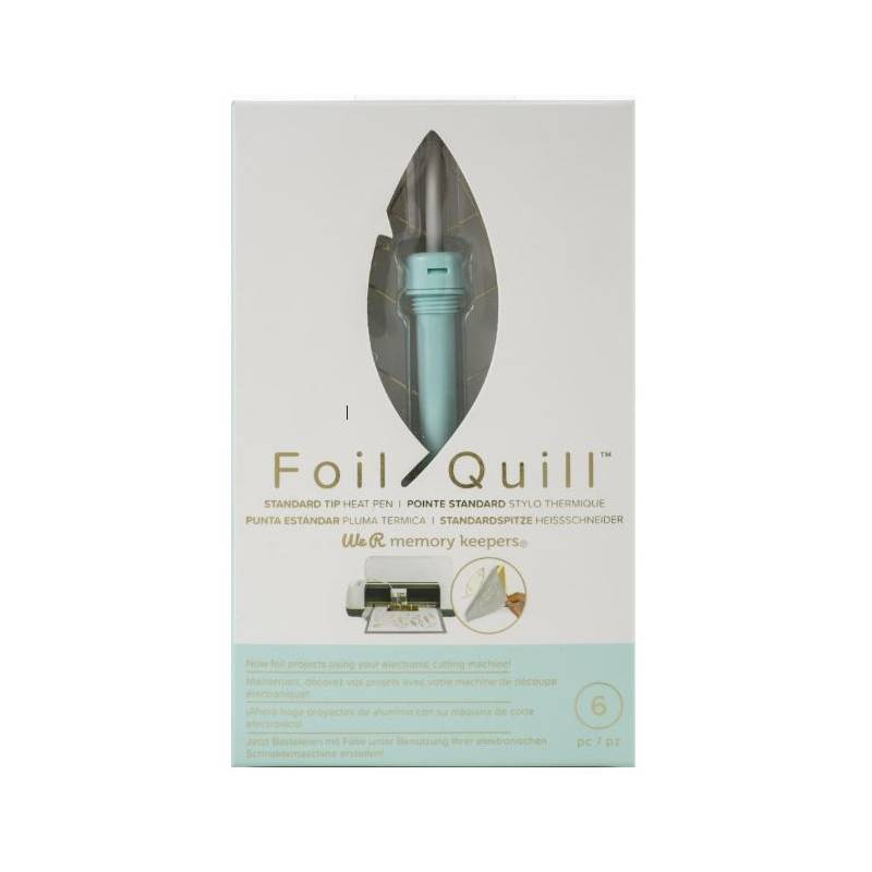 Foil Quill - Stylo thermique Pointe Standard- We R memory keepers