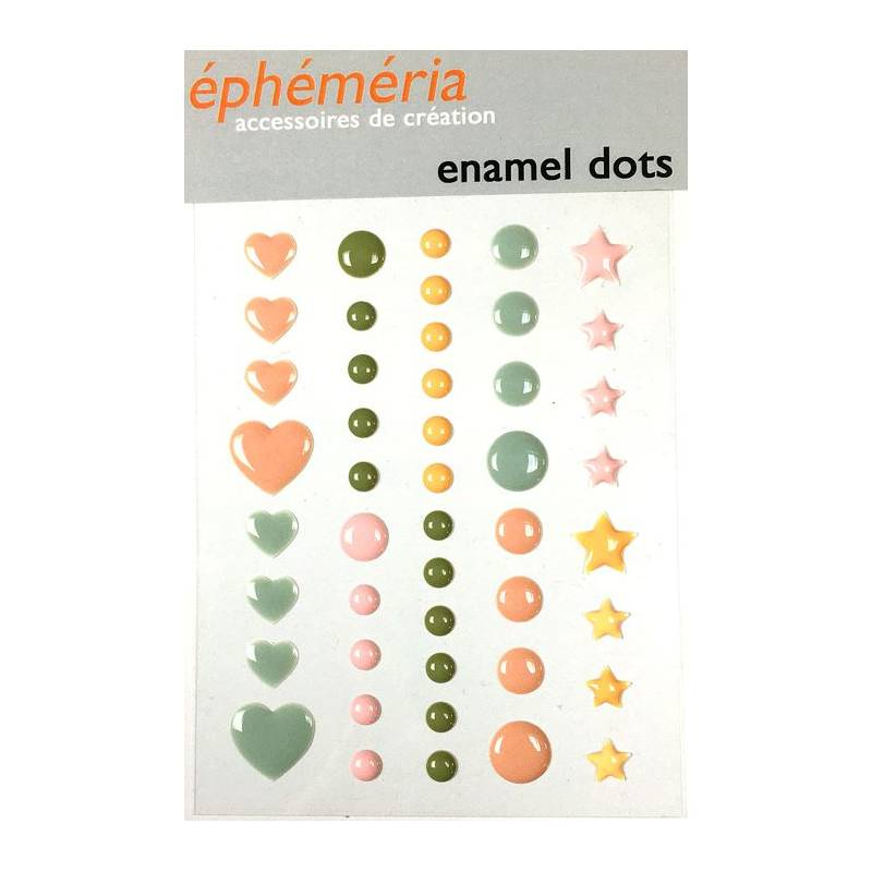 Ephemeria - Enamel Dots - So Special