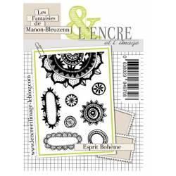Tampons L'Encre & l'Image - Les fantaisies de Manon-Bleuzenn
