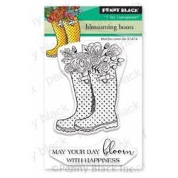 Tampon - Penny Black - Bottes de jardin