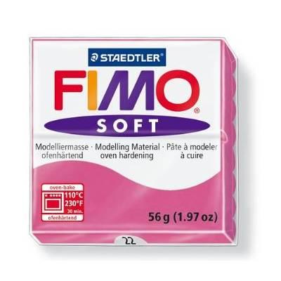 Pâte à modeler 56g - Fimo - Framboise