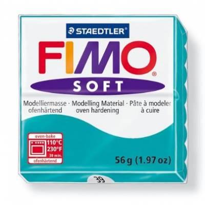 Pâte à modeler 56g - Fimo - Menthe