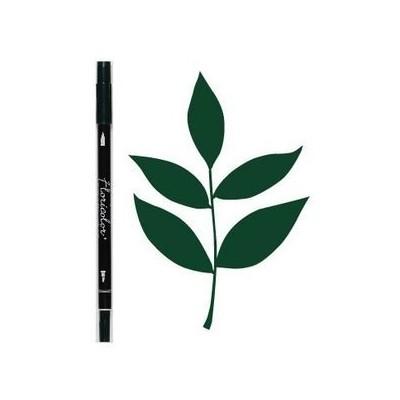 Feutre Floricolor - Vert Bouteille