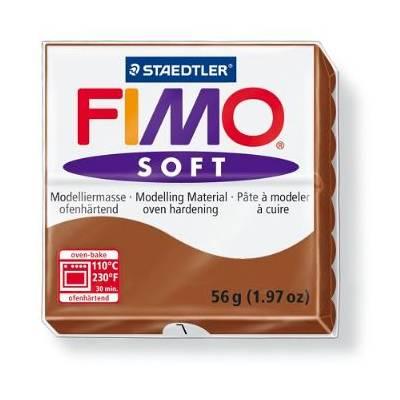 Pâte à modeler 56g - Fimo - Caramel