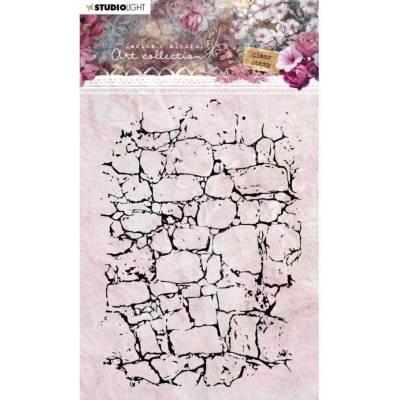 Tampons - Studio Light - Art Collection - Mur de pierre