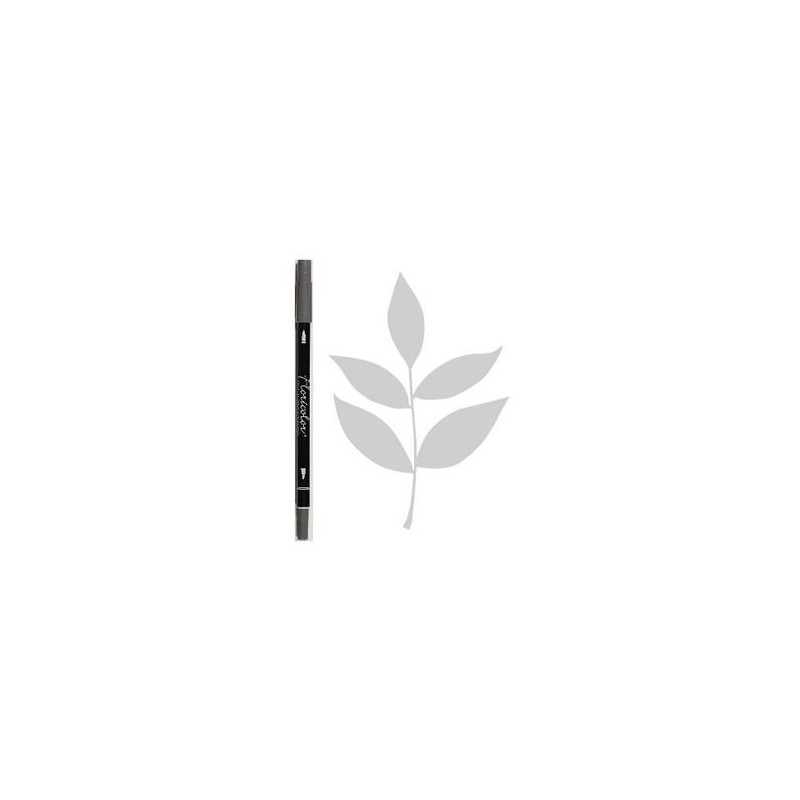 Feutre Floricolor - Cendre