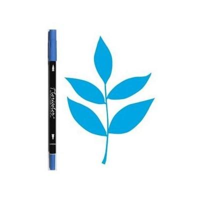 Feutre Floricolor - Bleu Electrique