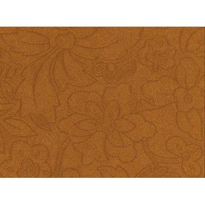 Papier cartonné embossé irisé - Marron (5 feuilles)