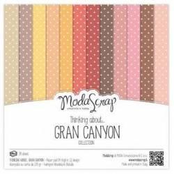 ModaScrap - Paper15.2x15.2 - Gran Canyon