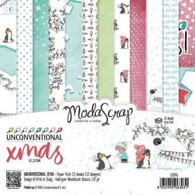 ModaScrap - Paper Pack 15.2x15.2 - Un Noel original