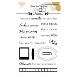 Tampons clear - M.LN Geffray - Famille - 1 Pola