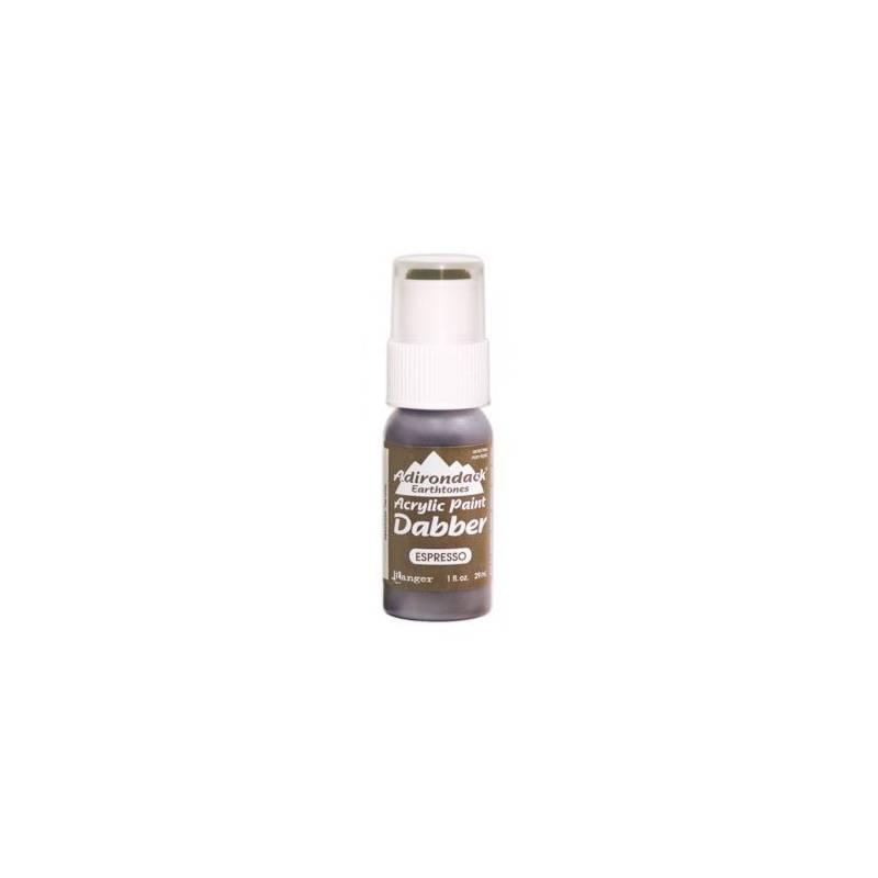 Adirondack - Peinture acrylique - embout mousse - 29ml - Espresso (Earthtones)