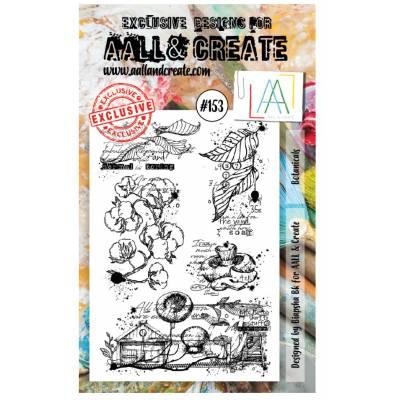 AALL & Create Stamp - 153 - Wind