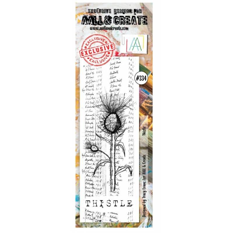 AALL & Create Stamp - 334 - Chardon