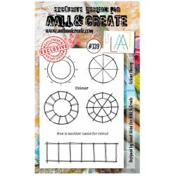AALL & Create Stamp - 339 - Couleur