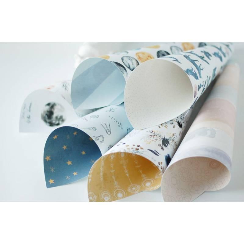 Pack 30x30 cm - Studio Forty - Lunare