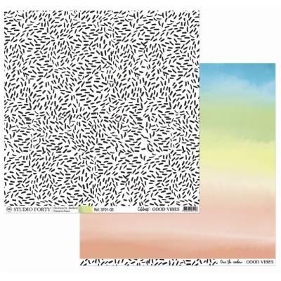 Papier Imprimé - Studio Forty - Good Vibes - Celebrate