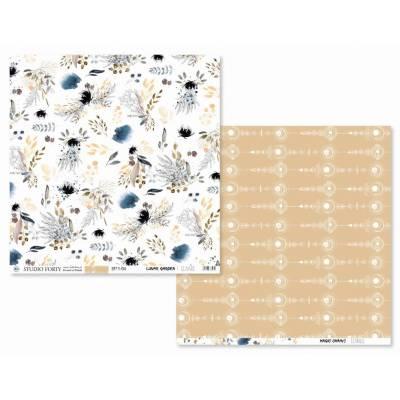 Papier Imprimé - Studio Forty - Lunare - Garden