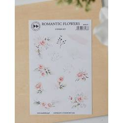Stickers Studio Forty - Romantic Flowers