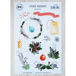 Stickers Studio Forty - Very Merry