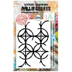 AALL & Create Stamp - 0364 - Fer forgé