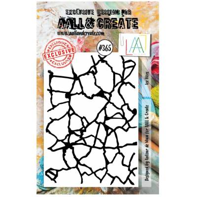 AALL & Create Stamp - 0365 - Toile