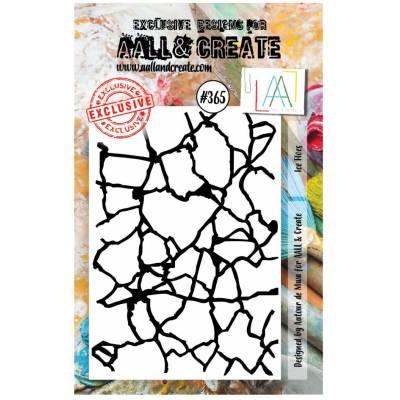 AALL & Create Stamp - 0365 - Toile