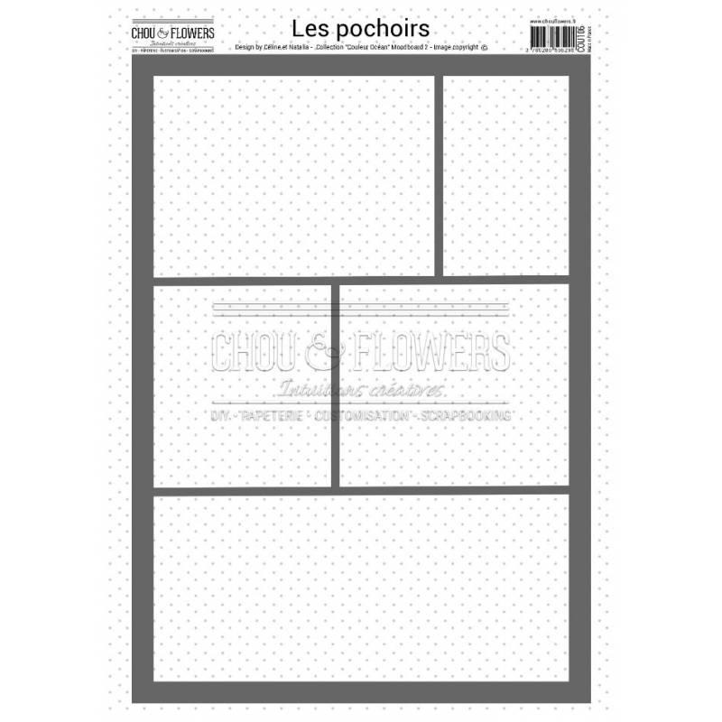 Pochoir - Chou & Flowers - Moodboard2