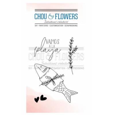 Tampons Clear - Chou & Flowers - Vamos à la playa