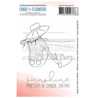 Tampons EZ - Chou & Flowers - Chaque instant