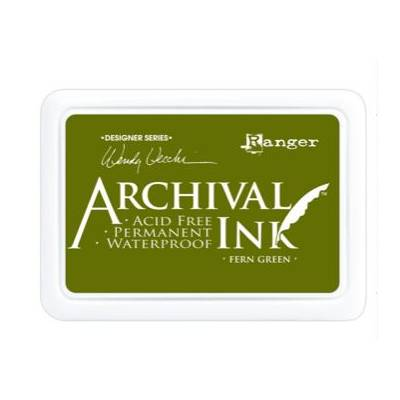 Encre Archival Ink - Fern Green