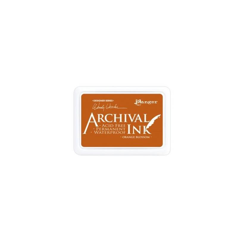 Encre Archival Ink - Orange Blossom
