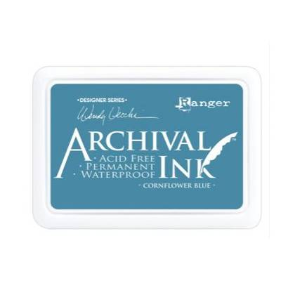 Encre Archival Ink - Cornflower Blue