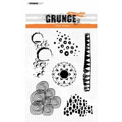 Tampons - Studio Light - Grunge - Créativité