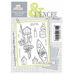 Tampons L'Encre & l'Image - L'Air du Large