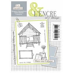 Tampons L'Encre & l'Image - Dans ma Cabane
