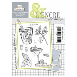 Tampons L'Encre & l'Image - Menthe du Jardin