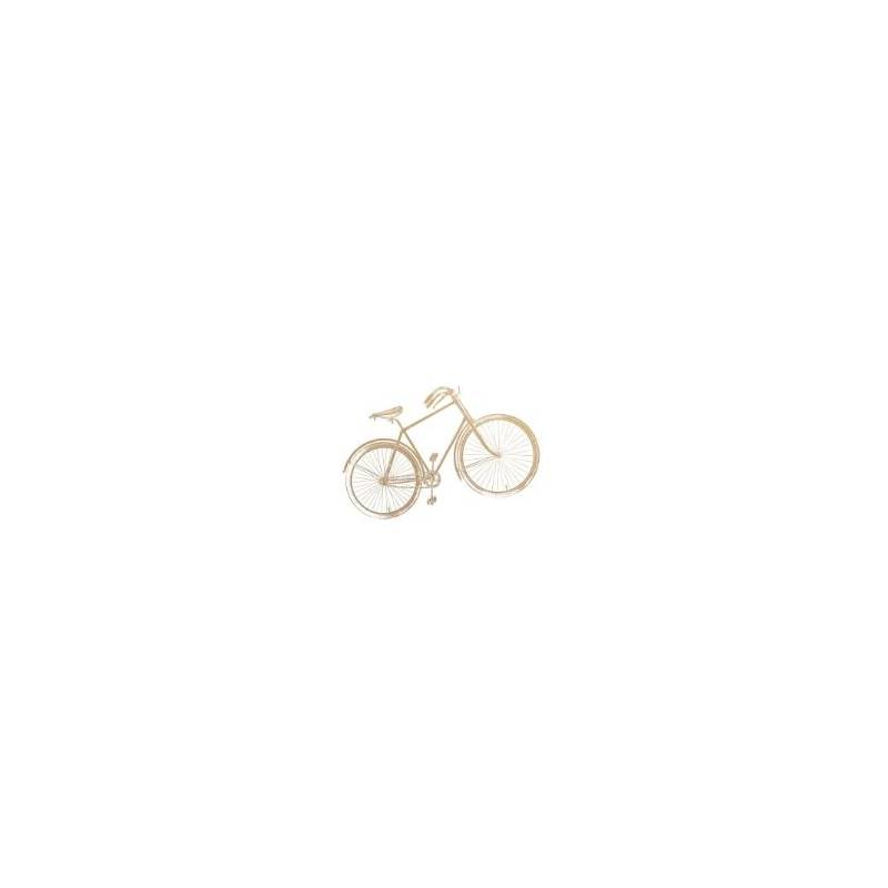 Tampons Clear - Couture Creations - Bicyclette Vintage