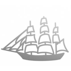 Die - Couture Creations - Sailship - Voilier
