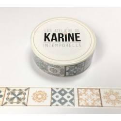 Masking Tape - Collection Intemporelle - Mosaique