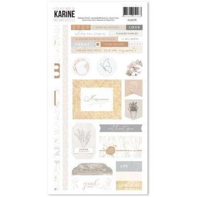 Collection Intemporelle - Stickers - 15 x 30