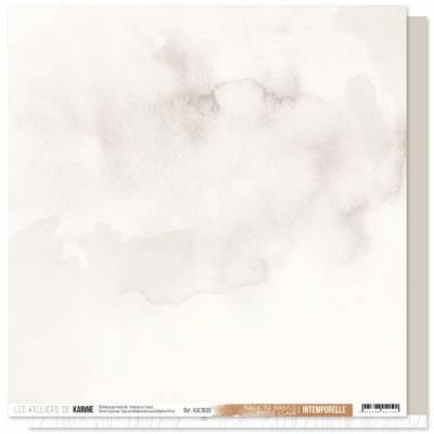 Papiers Back to Basics - Intemporelle - 3 feuilles