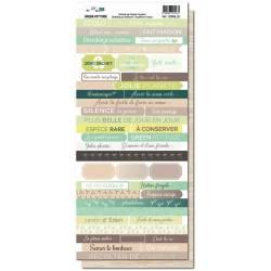 Planche de mots - DIY & Cie - Green Attitude