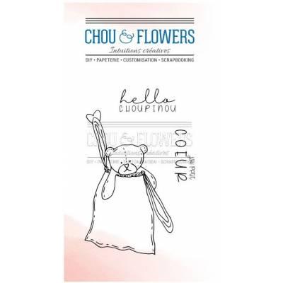 Tampons Clear - Chou & Flowers - Choupinou
