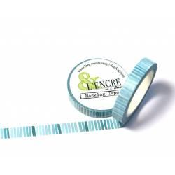 Masking Tape - L'Encre et l'image - Zébrures